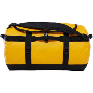 The North Face Base Camp Duffel S summit gold/tnf black summit gold/tnf black