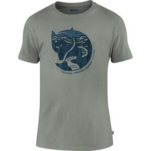 Fjällräven Arctic Fox T-Shirt Herren fog fog