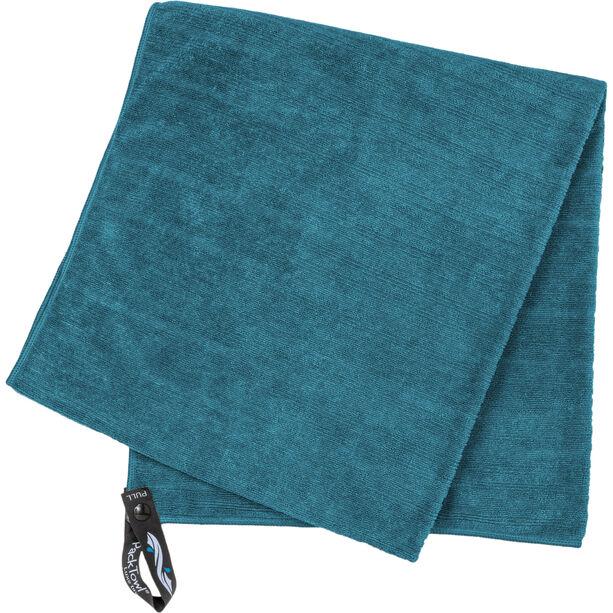 PackTowl Luxe Body Handtuch aquamarine