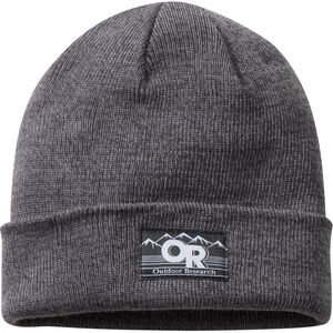 Outdoor Research Juneau Beanie charcoal heather charcoal heather