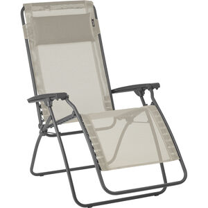 Lafuma Mobilier R Clip Relaxsessel Batyline seigle seigle
