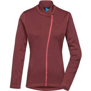 PYUA Appeal Trainingsjacke Damen mahogany red mahogany red