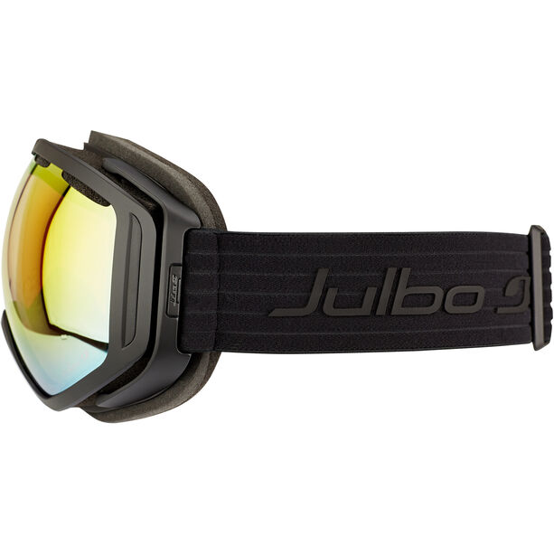 Julbo Titan OTG Brille black/snow tiger/multilayer fire