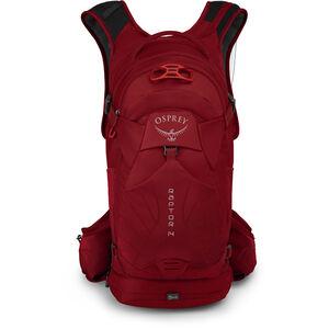 Osprey Raptor 14 Hydration Backpack Herren wildfire red wildfire red