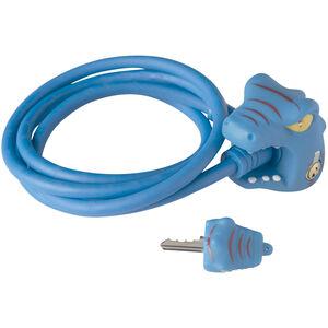 Crazy Safety Drache Schloß 120/8 blau blau