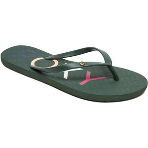 Roxy Sandy II Sandals Damen green green