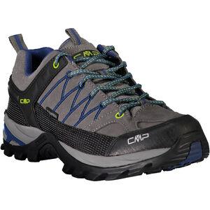 CMP Campagnolo Rigel Low WP Trekking Shoes Herren graffite/marine graffite/marine