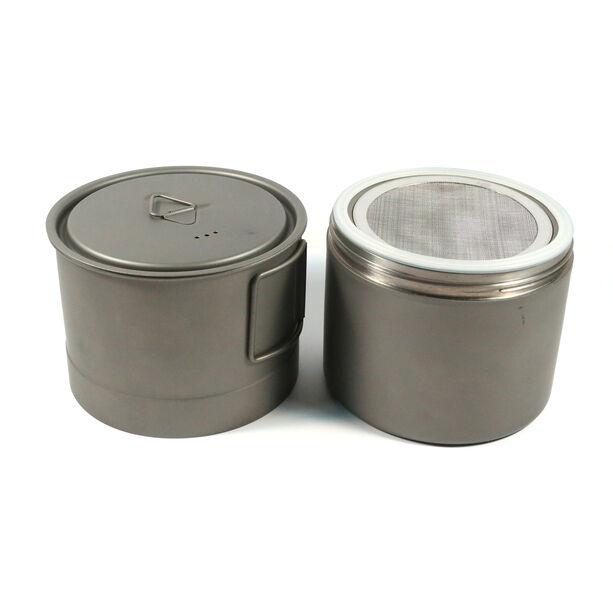 Toaks Maxi Titanium Coffee Maker 550ml