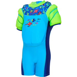 Zoggs Sea Saw Water Wings Floatsuit Jungs blue blue