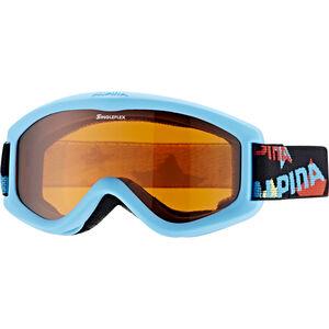 Alpina Carvy 2.0 Goggles Kinder slt s2/cyan slt s2/cyan