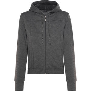 Prana Ari Zip Up Fleece Jacket Damen black black