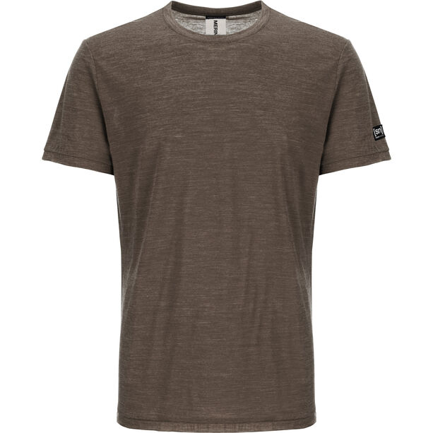 super.natural Everyday T-Shirt Herren killer khaki melange