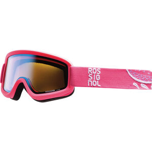 Rossignol Ace Goggles Cylindrical Damen Flower Pink Flower Pink