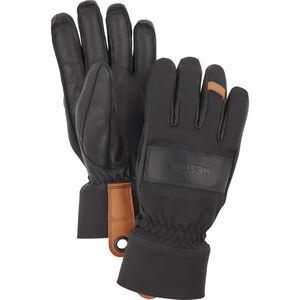 Hestra Highland 5-Finger Handschuhe black black