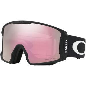 Oakley Line Miner XM Snow Goggles Damen matte black/w prizm snow hi pink iridium matte black/w prizm snow hi pink iridium