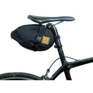 Restrap Saddle Bag black black