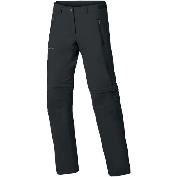 VAUDE Farley Stretch ZO T-Zip Pants Damen black