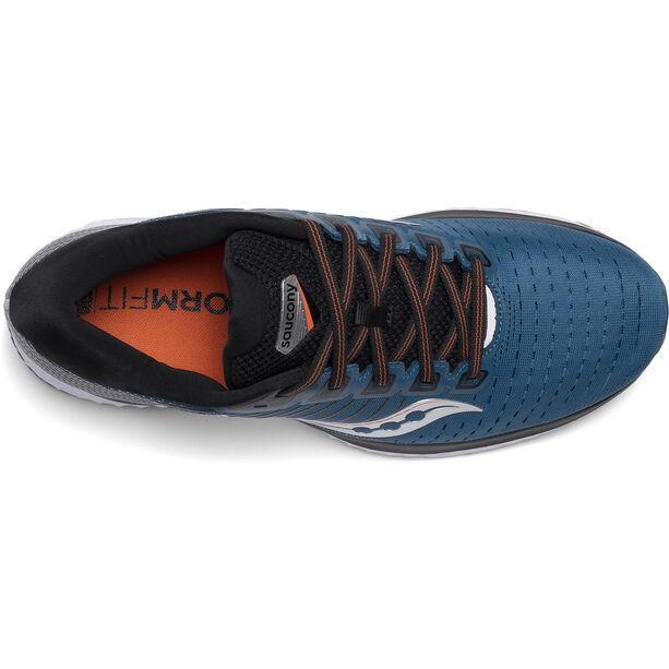 saucony Guide 13 Shoes Men blue/silver