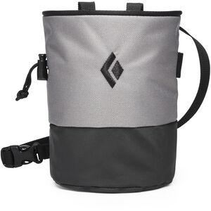 Black Diamond Mojo Zip Chalk Bag M/L ash-slate ash-slate