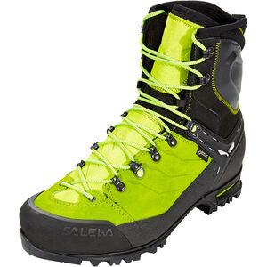 SALEWA Vultur Evo GTX Shoes Herren black/cactus black/cactus