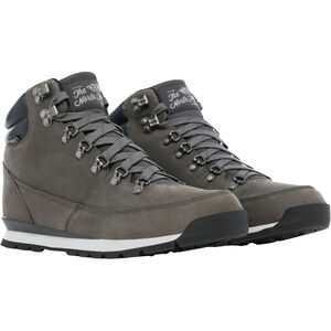 The North Face Back-To-Berkeley Redux Leather Shoes Herren zinc grey/ebony grey zinc grey/ebony grey