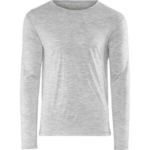 Devold Breeze Shirt Herren grey melange grey melange
