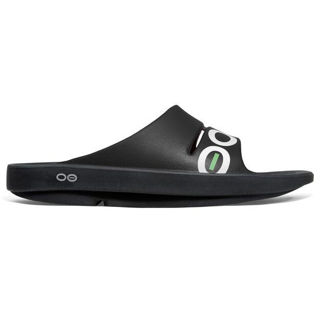 OOFOS Ooahh Sport Sandals black