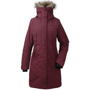 Didriksons 1913 Mea Parka Damen anemon red anemon red