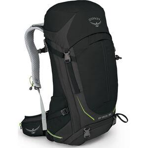 Osprey Stratos 36 Backpack Herren black black