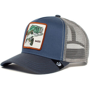 Goorin Bros. Big Bass Trucker Cap blue blue