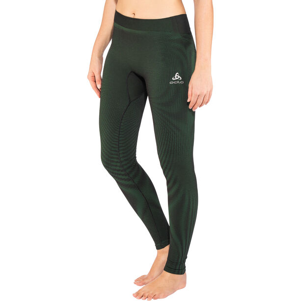 Odlo Futureskin Bl Bottom Pants Damen stormy weather/black