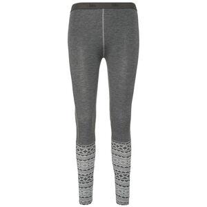 Varg Idre Baselayer Leggings Damen grey mix grey mix