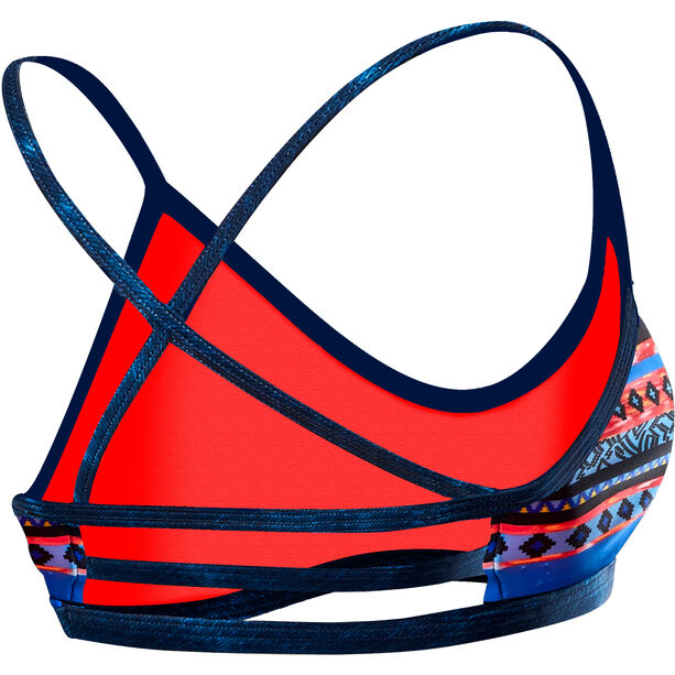 TYR Santa Fe Trinity Top Damen black/multi