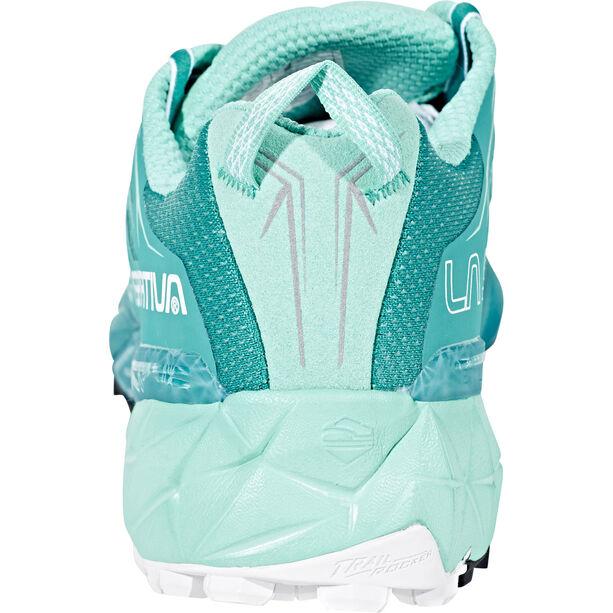 La Sportiva Akyra Laufschuhe Damen emerald/mint