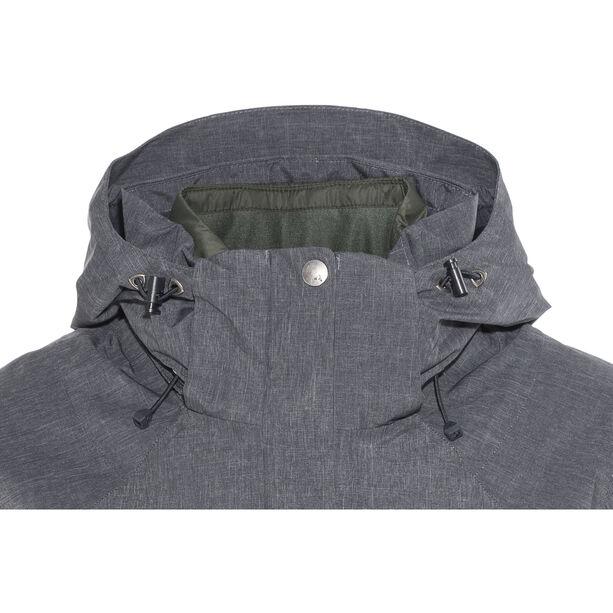 VAUDE Caserina 3in1 Jacket Damen eclipse/olive