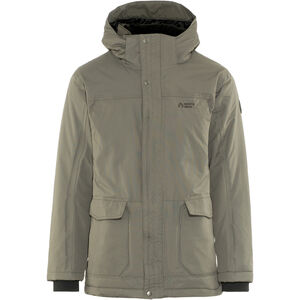 North Bend City Parka Herren olive olive