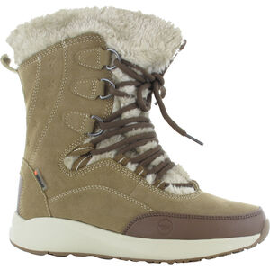 Hi-Tec Ritzy 200 WP Schuhe Damen brown/cream brown/cream