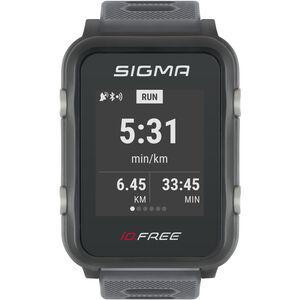 SIGMA SPORT iD.FREE Multisport-Uhr grey grey