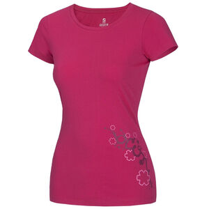 Ocun Blooms T-Shirt Damen fresh pink fresh pink