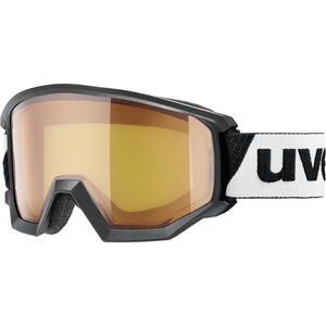 UVEX Athletic LGL Goggles black/lasergold lite black/lasergold lite