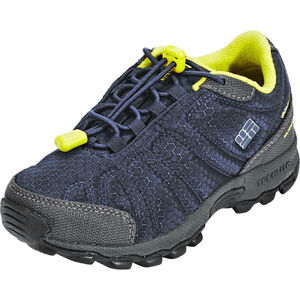Columbia Firecamp Sledder II WP Shoes Kinder collegiate navy/ginkgo collegiate navy/ginkgo