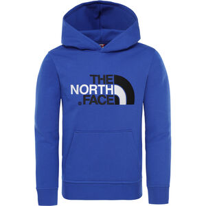 The North Face Drew Peak Kapuzenpullover Jungs tnf blue/tnf black tnf blue/tnf black
