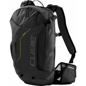 Cube Edge Hybrid Rucksack black