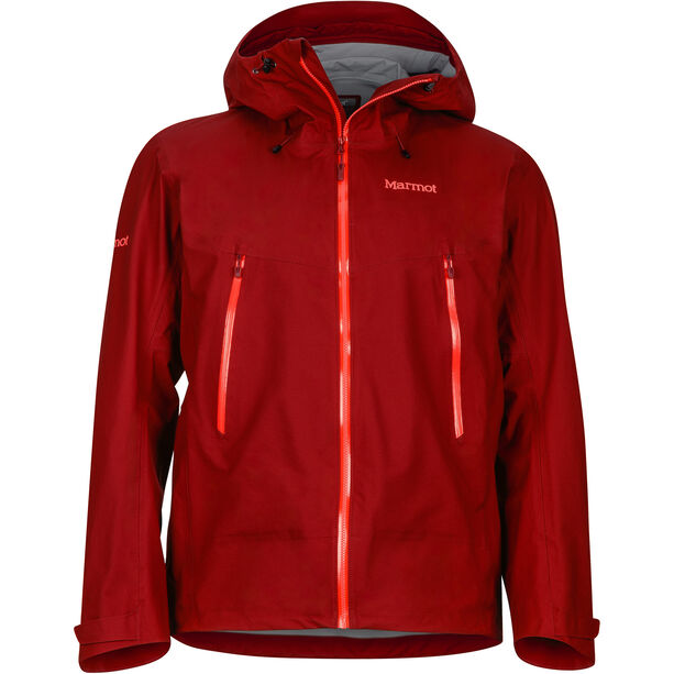 Marmot Red Star Jacke Herren brick