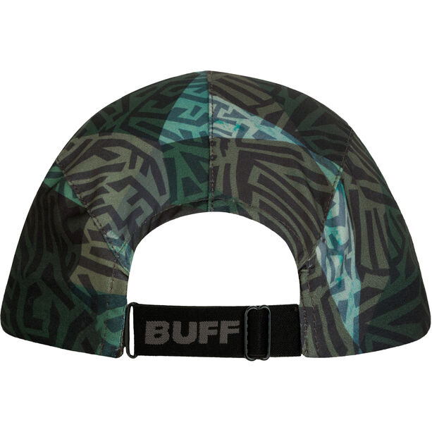 Buff Pack Cap Kinder stony green
