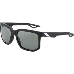100% Centric Glasses soft tact black | grey peakpolar soft tact black | grey peakpolar