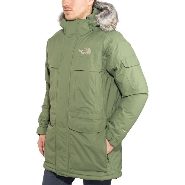 The North Face MCMurdo Jacket Herren four leaf clover