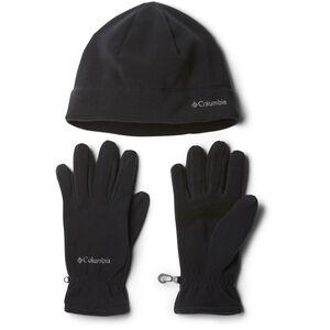 Columbia Fast Trek Mütze und Handschuhe Set black black