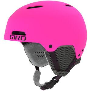 Giro Crüe Helm Kinder matte bright pink matte bright pink