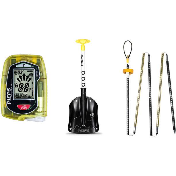 Pieps Micro BT Button Lawinen-Notfallausrüstungs Set